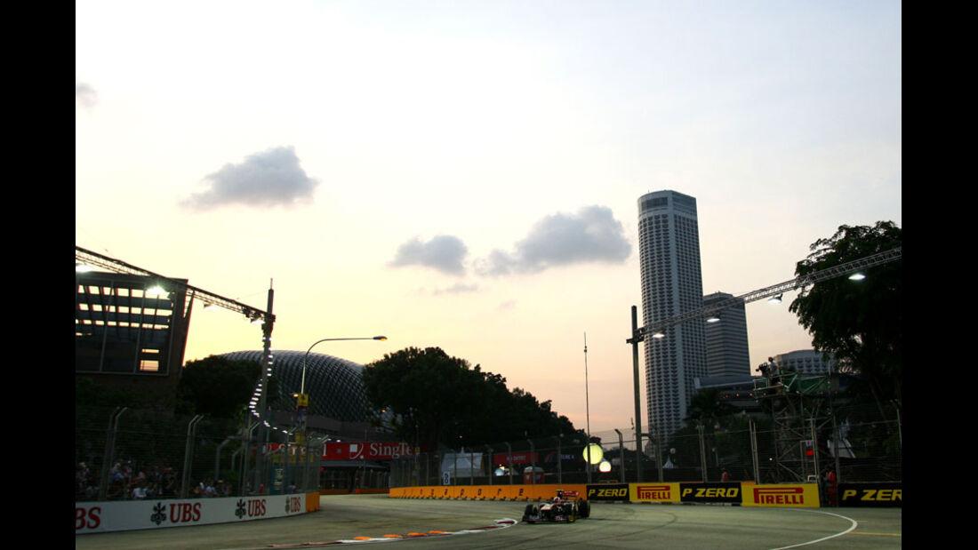 Jaime Alguersuari - GP Singapur - 23. September 2011