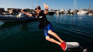 Jaime Alguersuari Toro Rosso 2011 GP Europa