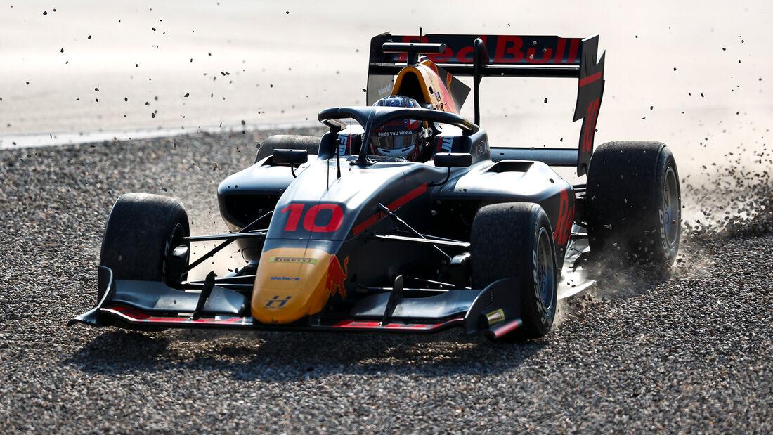 Jak Crawford - Formel 3 - Zandvoort - 2021