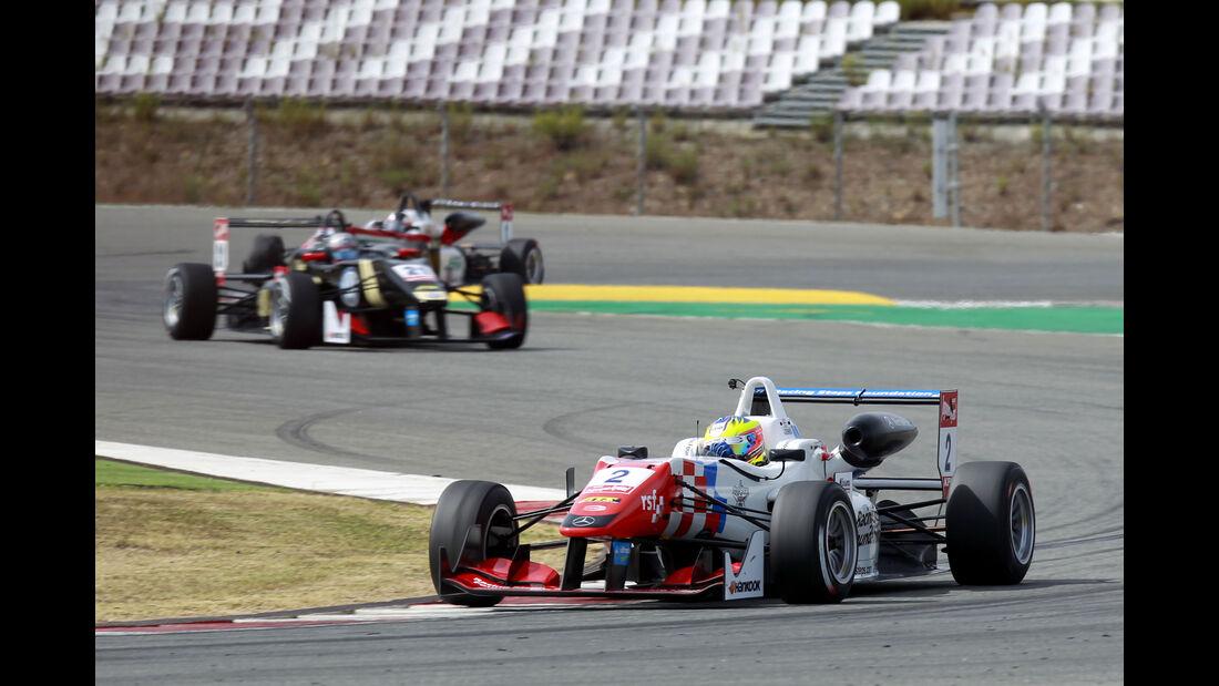 Jake Dennis - Formel 3 EM - Portimao - 2015