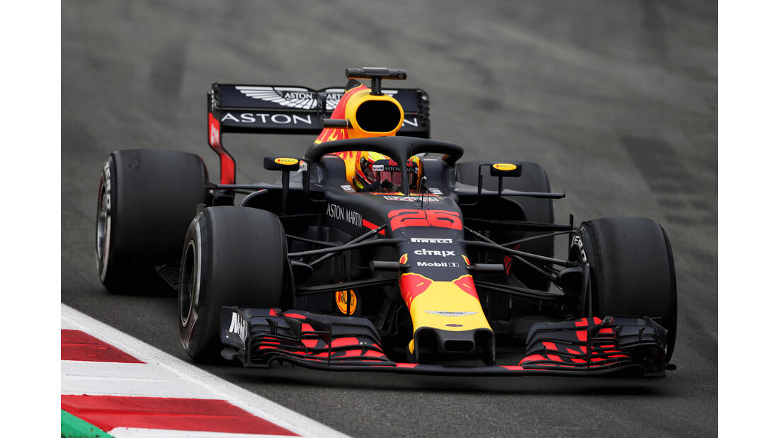 Jake Dennis - Red Bull - F1-Test - GP Spanien - Barcelona - Tag 2 - 16. Mai 2018