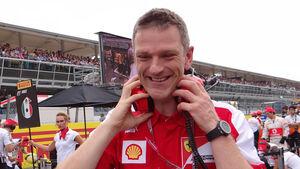 James Allison Ferrari 2013