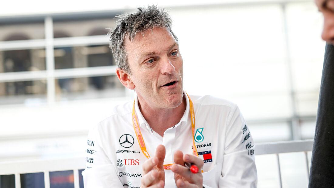 James Allison - Mercedes - Formel 1