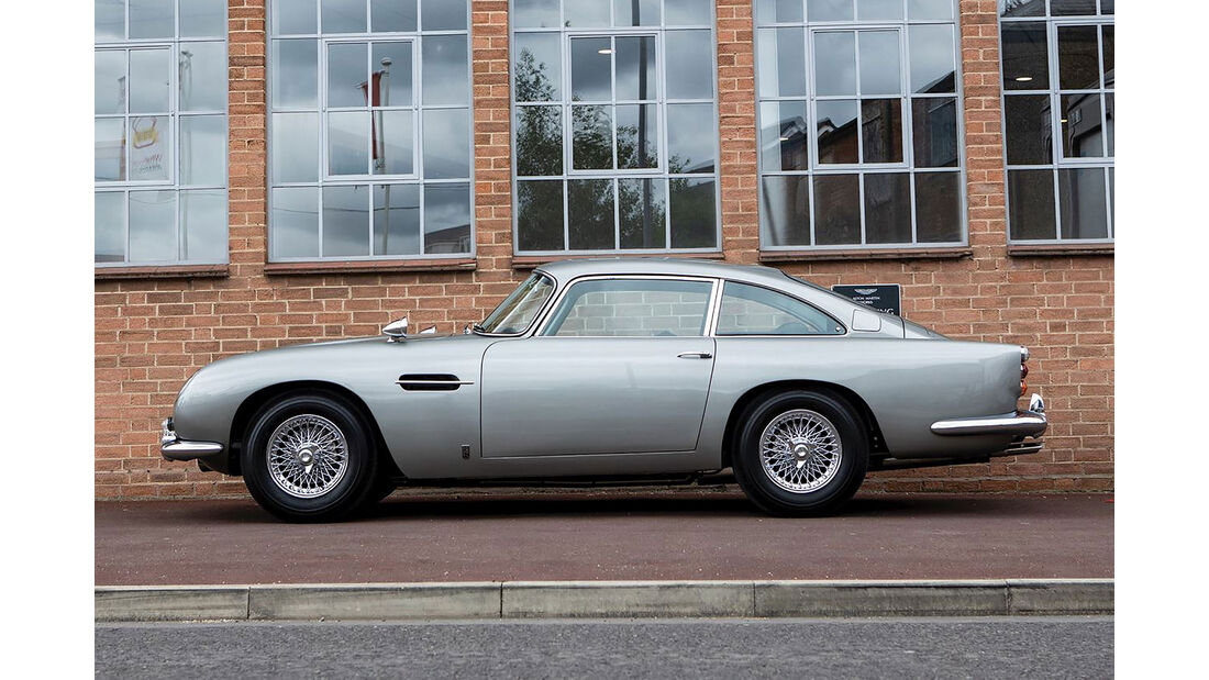 James Bond 007 Aston Martin DB5
