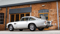 James Bond 007 Aston Martin DB5