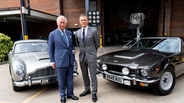 Neuer Trailer Mit Mehr Autos James Bond Keine Zeit Zu Sterben Auto Motor Und Sport
