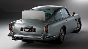 James Bond-Auto, Aston Martin DB5