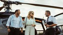 James Bond Urlaub Italien