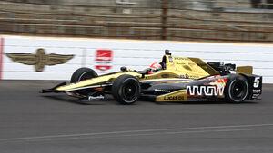 James Hinchcliffe  - Indy 500 - Training 2015