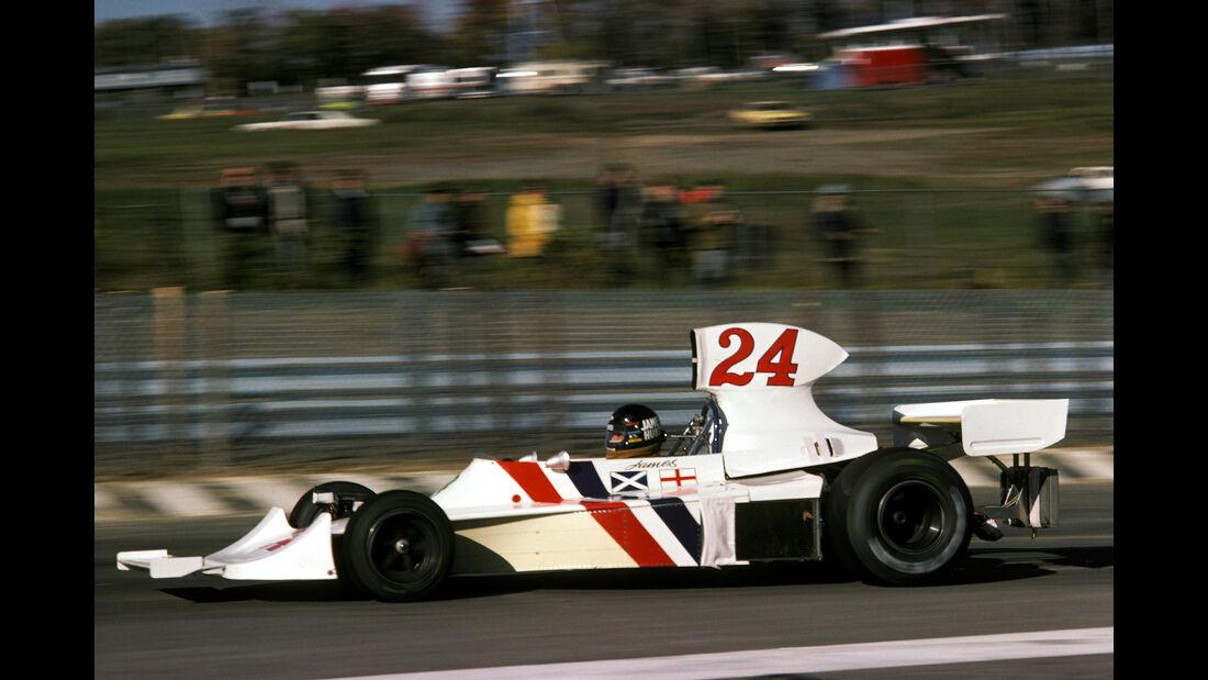 James Hunt - Hesketh 308B - USA GP 1975