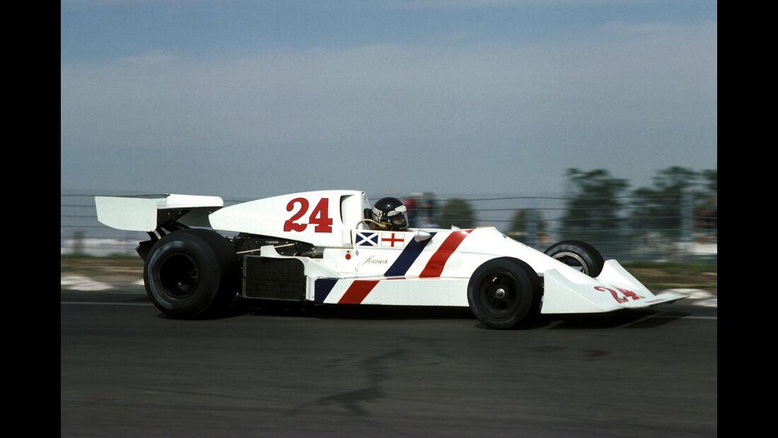 James Hunt - Hesketh 308C - USA GP 1985
