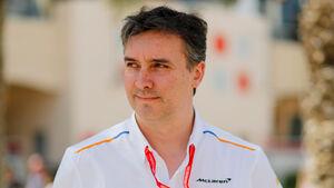 James Key - McLaren - Formel 1