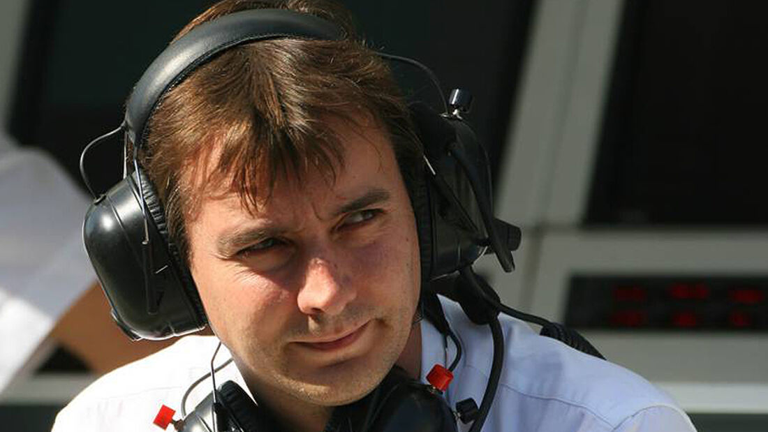 James Key Sauber