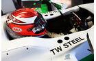 James Rossiter, Force India, Formel 1-Test, Jerez, 7.2.2013