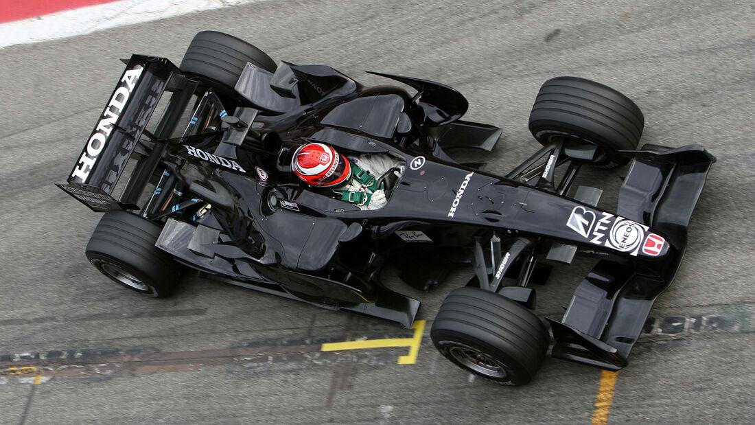 James Rossiter - Honda - Barcelona - 2006