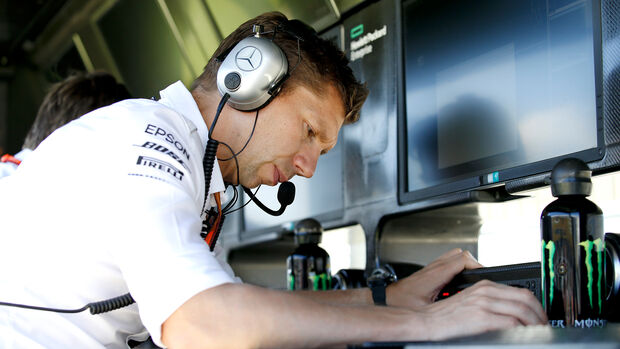 James Vowles - Mercedes - Formel 1 - 2019