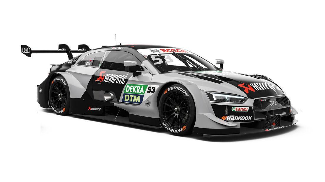 Jamie Green - Audi - DTM-Auto 2020