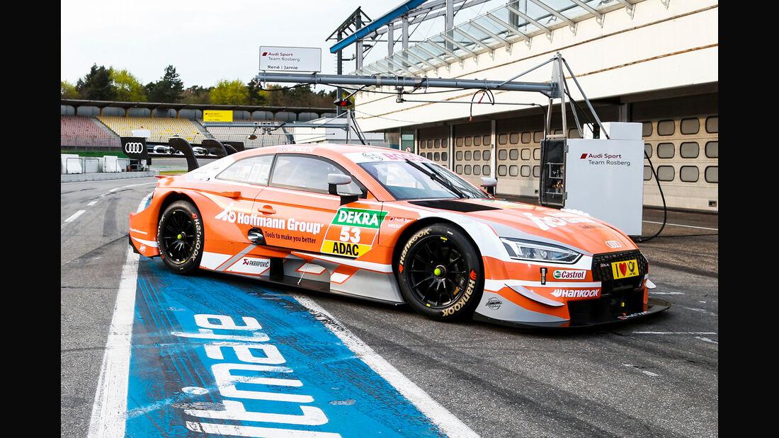 Jamie Green - Audi - DTM-Autos 2018