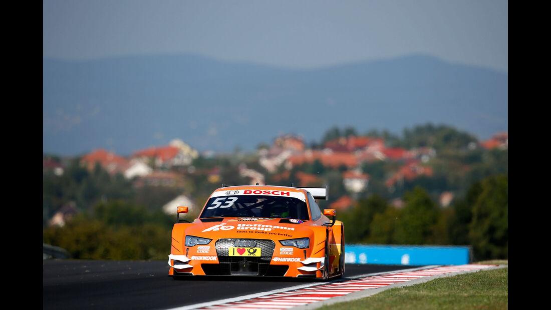 Jamie Green - Audi - DTM - Ungarn 2016 - 1. Rennen