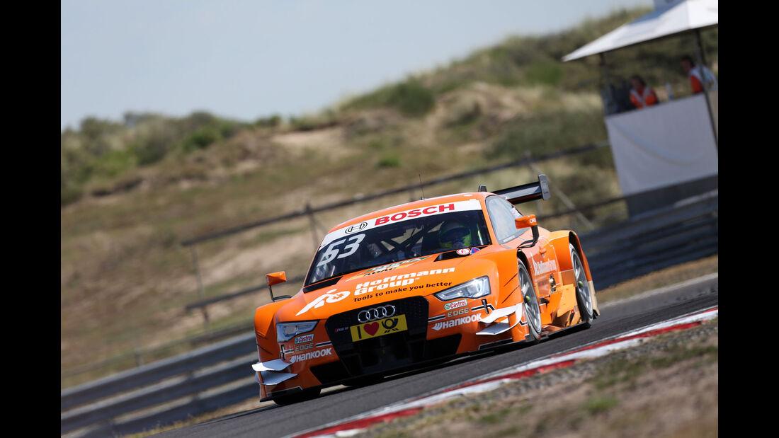 Jamie Green - Audi - DTM - Zandvoort - Samstag - 11.7.2015