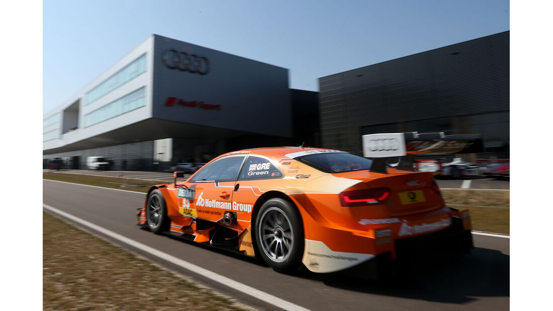 Jamie Green - Audi RS5 DTM 2015