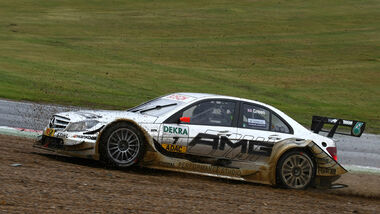 Jamie Green DTM Brands Hatch 2011