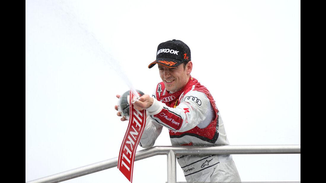 Jamie Green - DTM Hockenheim 2015