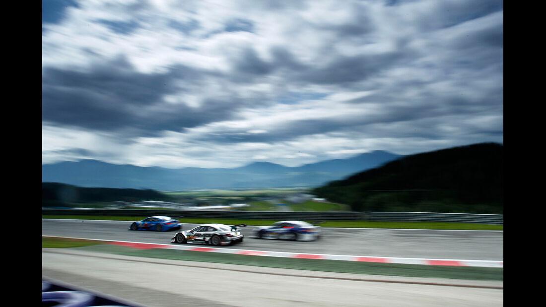 Jamie Green Mercedes DTM Spielberg 2012