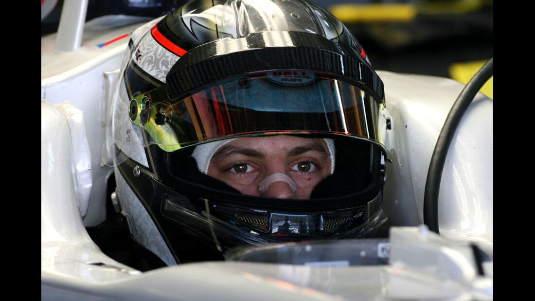 Jan Charouz - GP Brasilien - 25. November 2011