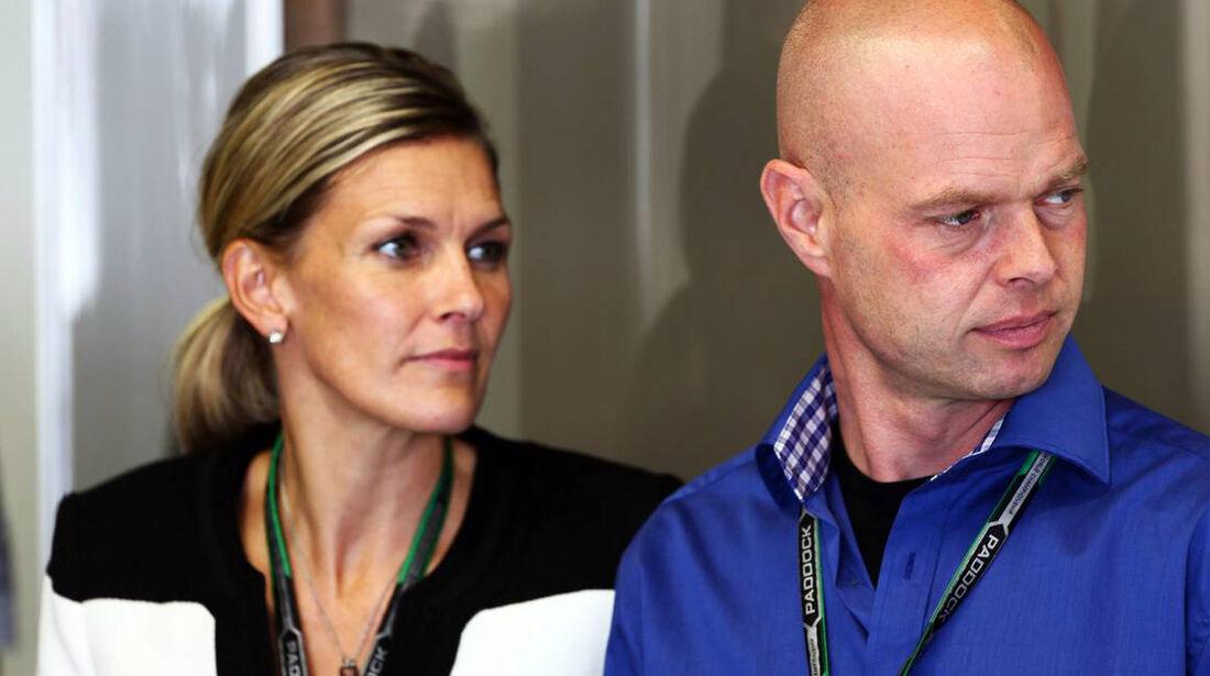 Jan Magnussen - Formel 1 - GP Italien - 6. September 2014