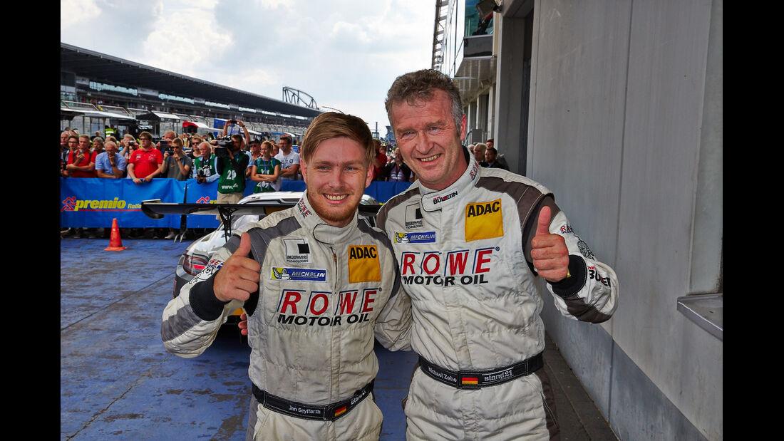 Jan Seyffarth - Michael Zehe - Rowe Racing - VLN Nürburgring - 6. Lauf - 2. August 2014