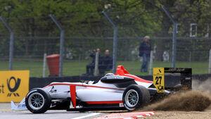 Jann Mardenborough - Formel 3 EM - Brands Hatch - 2013r