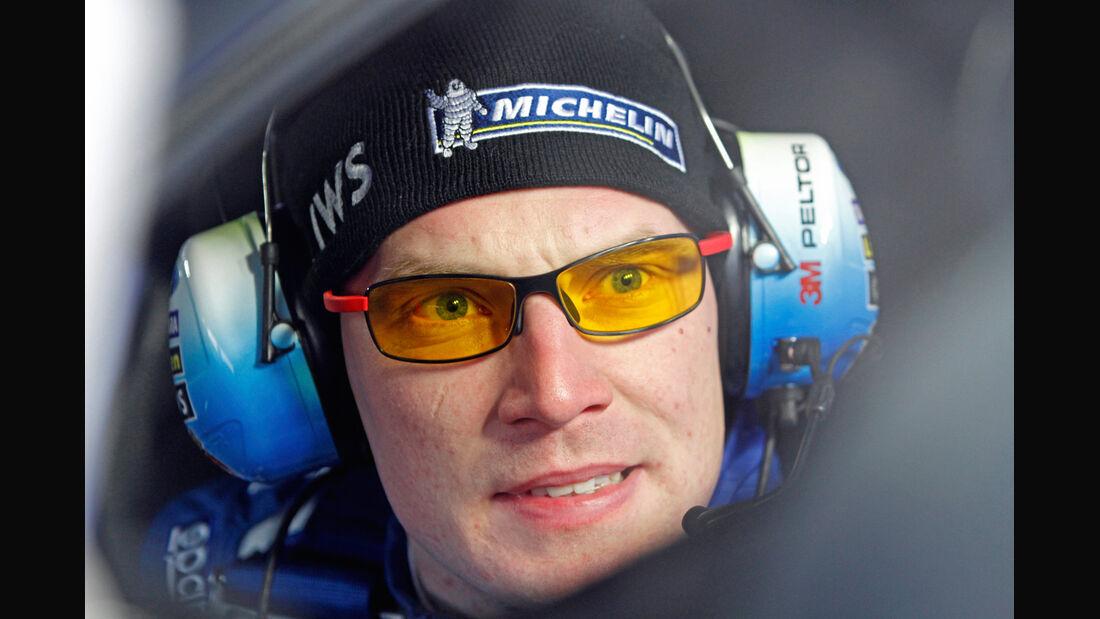 Jari Matti Latvala 2012