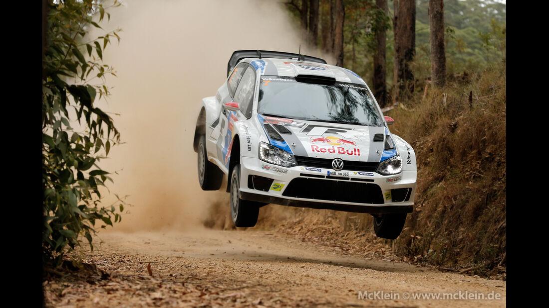 Jari-Matti Latvala - Rallye Australien 2013