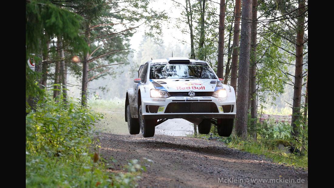 Jari Matti Latvala - Rallye Finnland 2014