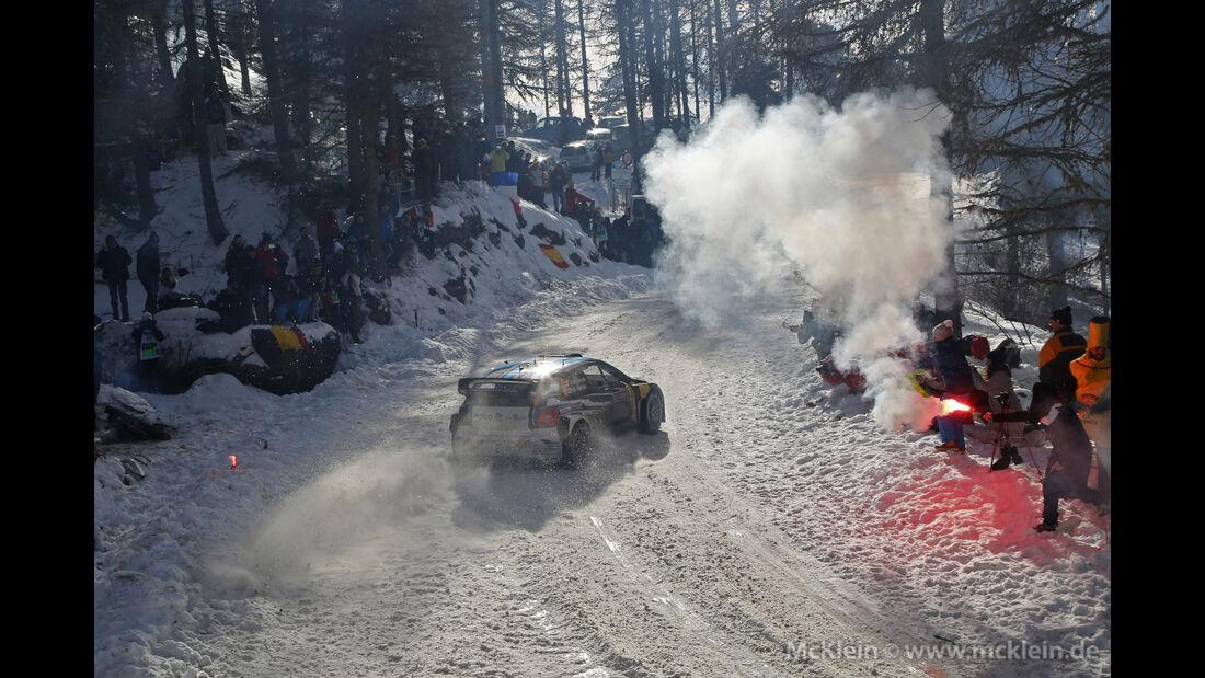 Jari-Matti Latvala - Rallye Monte Carlo 2016