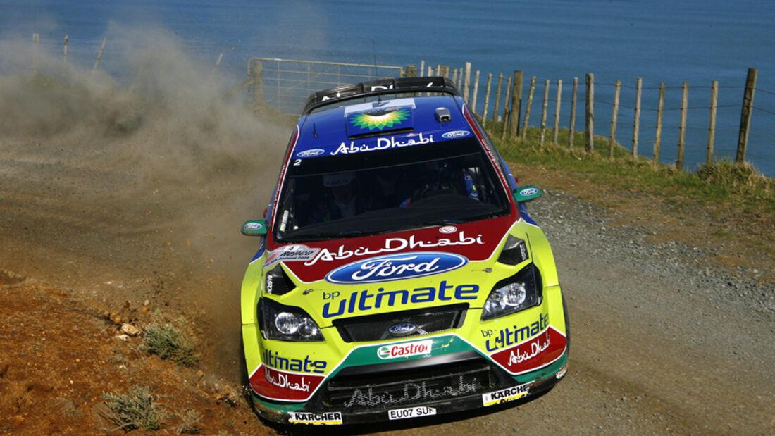 Jari Matti Latvala - Rallye Neuseeland