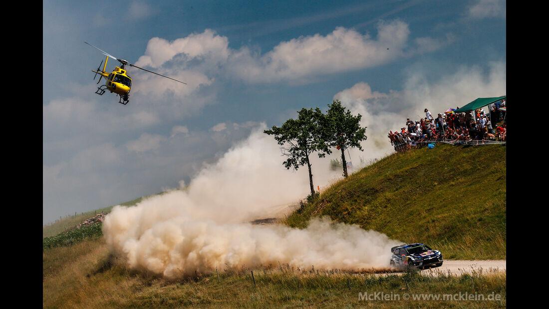 Jari-Matti Latvala - Rallye Polen 2016