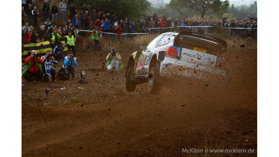 Jari-Matti Latvala - Rallye Spanien 2016