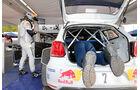 Jari-Matti Latvala - Volkswagen - Rallye Frankreich 2013