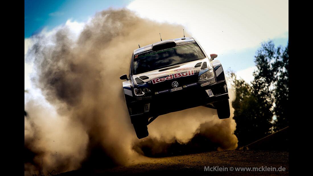 Jari-Matti Latvala - WRC Australien 2016