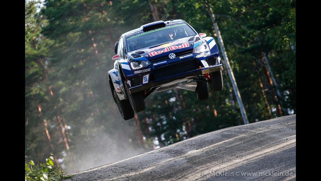 Jari-Matti Latvala - WRC - Rallye Finnland 2016