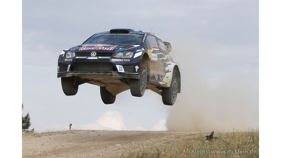 Jari Matti Latvala - WRC - Rallye Italien 2016