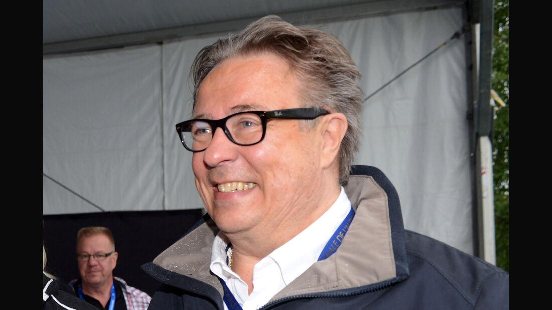 Jarmo Mahonen - FIA Rallye Präsident