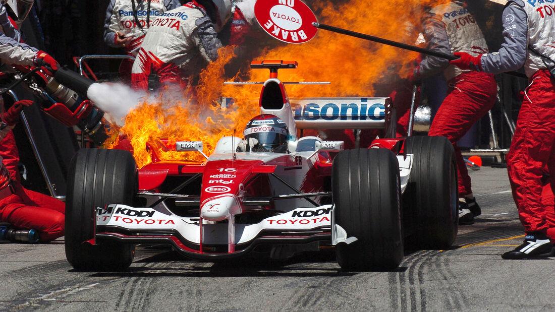 Jarno Trulli - F1 - 2015