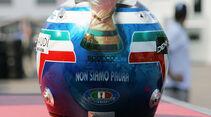 Jarno Trulli - Formel 1-Spezialhelme