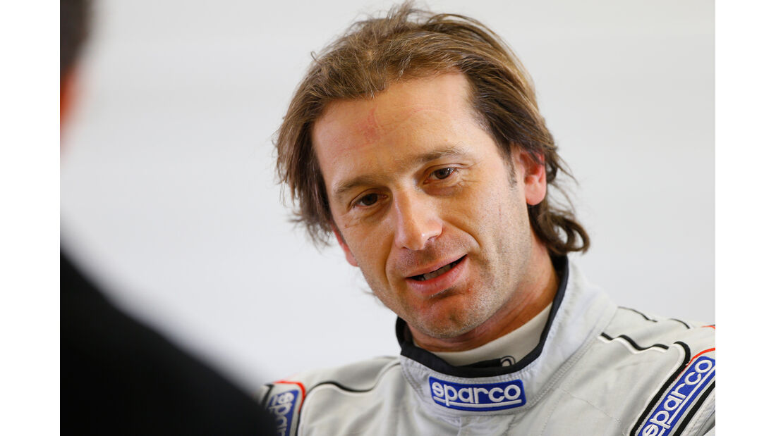 Jarno Trulli - Formel E 2014
