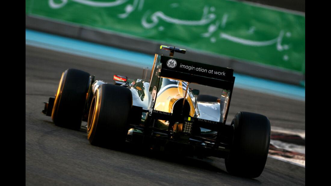 Jarno Trulli - GP Abu Dhabi - Qualifying - 12.11.2011