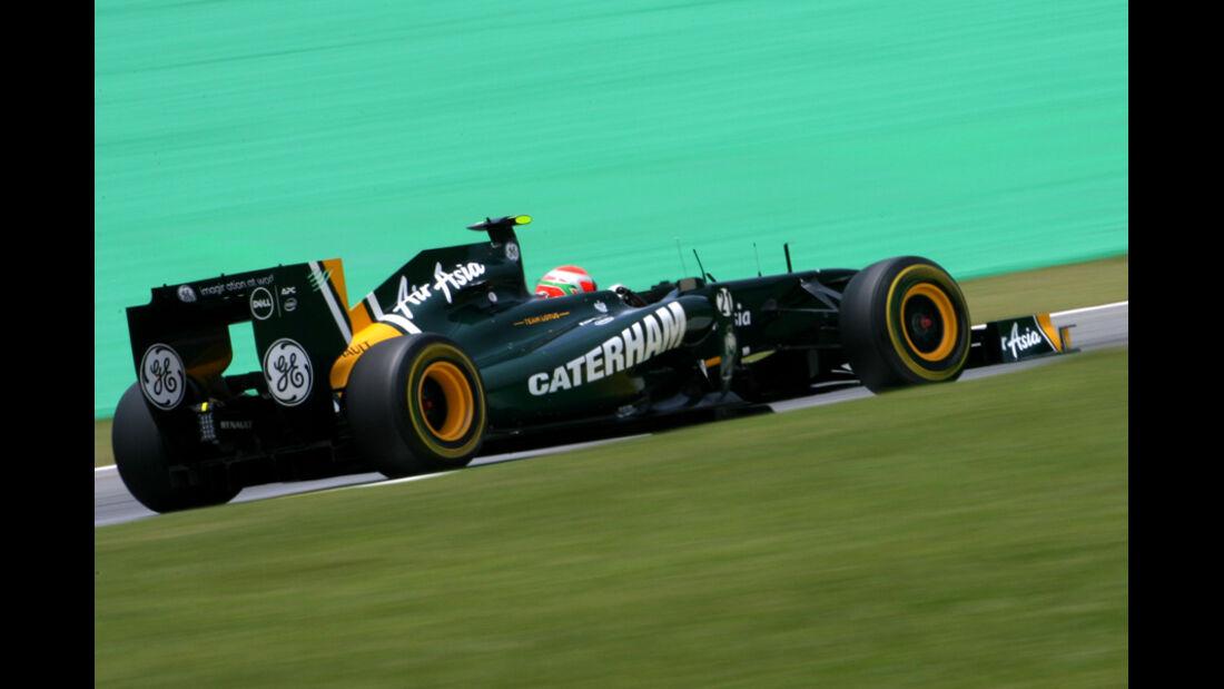 Jarno Trulli - GP Brasilien - 26. November 2011