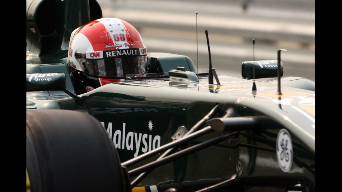 Jarno Trulli - GP Indien - Training - 28.10.2011